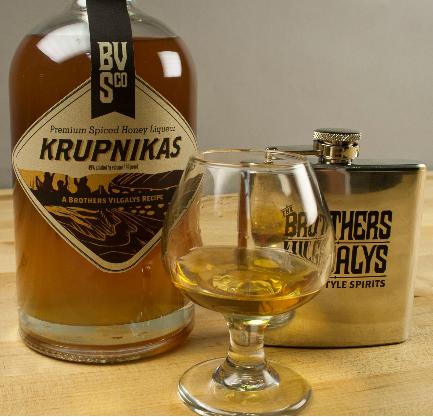 Krupnikas! A Durham-Made Spiced Honey Liqueur comes to ABC Stores ...