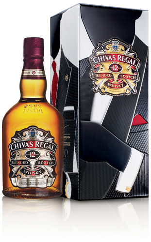 MODERN STYLE TAILOR MADE: INTRODUCING CHIVAS® 12 'MADE FOR GENTLEMEN' BY PATRICK GRANT