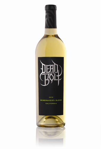 Dead Bolt Invites Consumers to Break Into their New White Blend