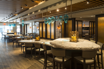 Herb N' Kitchen Restaurant Makes Global Debut at New York Hilton Midtown