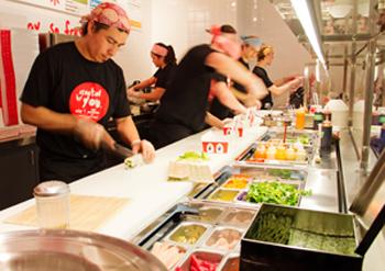 OneTwoThree Sushi bringing a new innovation to Minneapolis sushi scene