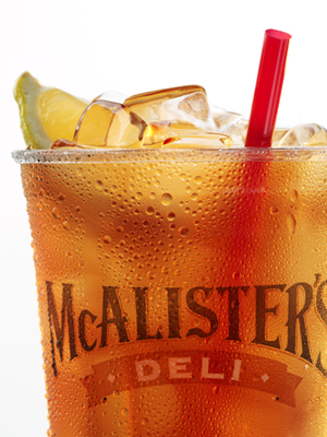 MCALISTER'S DELI TO DEVELOP 17 RESTAURANTS IN INDIANA, SOUTH CAROLINA AND GEORGIA