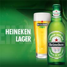 "HEINEKEN'S HOLIDAY PROGRAM INVITES CONSUMERS TO ""CELEBRATE TOGETHER"""