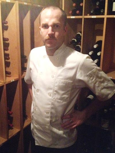 Chef Daniel Causgrove