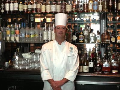 Chef de Cuisine Chef DiCillo