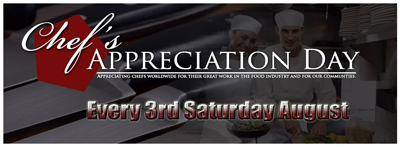 Chefs Against Cancer Presents Chef's Appreciation Day