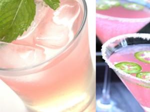 ... Grapefruit Sparkler & Jalapeno Grapefruit Martini by Sparkling ICE