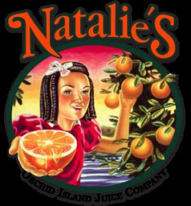 Natalie S Orchid Island Juice Logo