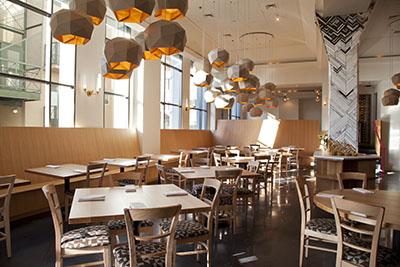 Chef Jason Stratton Opens Modern Spanish Restaurant In Downtown Seattle