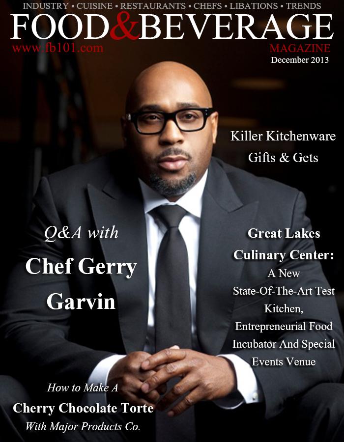 Food Amp Beverage Magazine December 2013 Food Amp Beverage Magazine