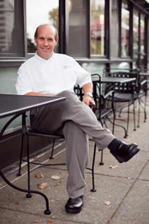 Chef Todd Gray Headshot