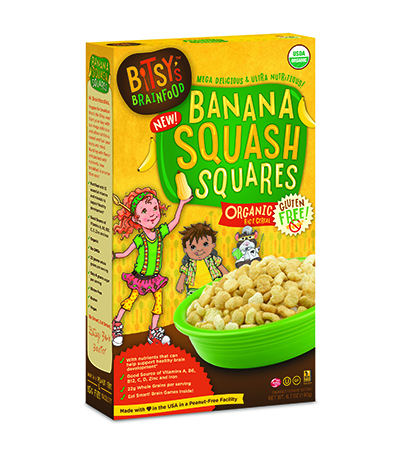 bitsy�s brainfood launches firstever �smart� cereal for