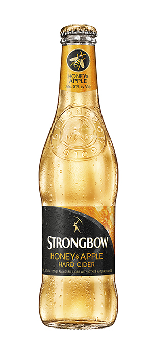 strongbow hard apple cider launches two refreshing new. Black Bedroom Furniture Sets. Home Design Ideas