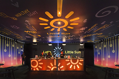 ABSOLUT Little Sun Bar