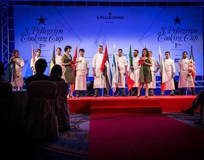 New U.S. Chef Competitor Announcedfor the 14thAnnual S.Pellegrino Cooking Cup