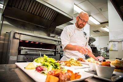 Chef Ron Baker