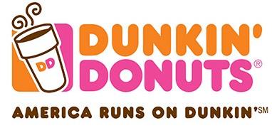 Dunkin' Donuts American Runs on Dunkin'
