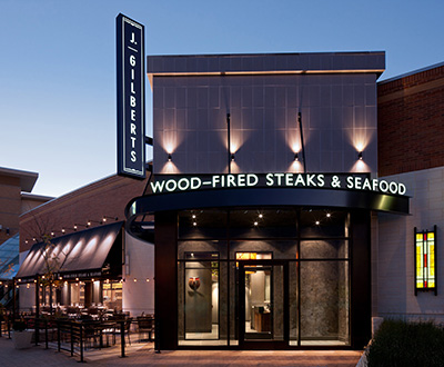 Kansas City Inspired Modern Steakhouse J Gilbert S