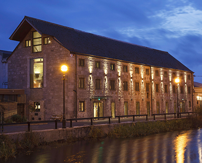 Tullamore Dew Heritage Centre Exterior