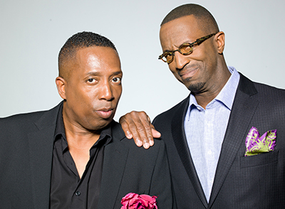 Rickey Smiley Morning ShowPours On the Love for Skimpy Mixers