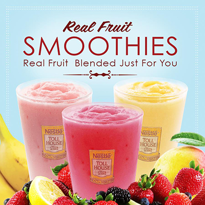 Nestlé Toll House Café by Chip Cools Off Customers With New Summer Treats - Food & Beverage Magazine