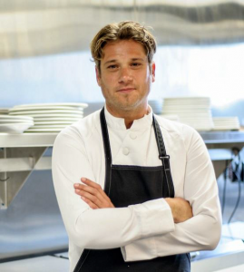 Chef Daniel Lindley