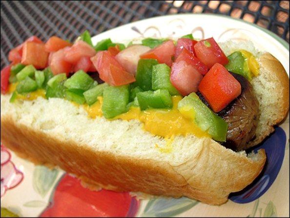 Veggie Hot Dogs New York