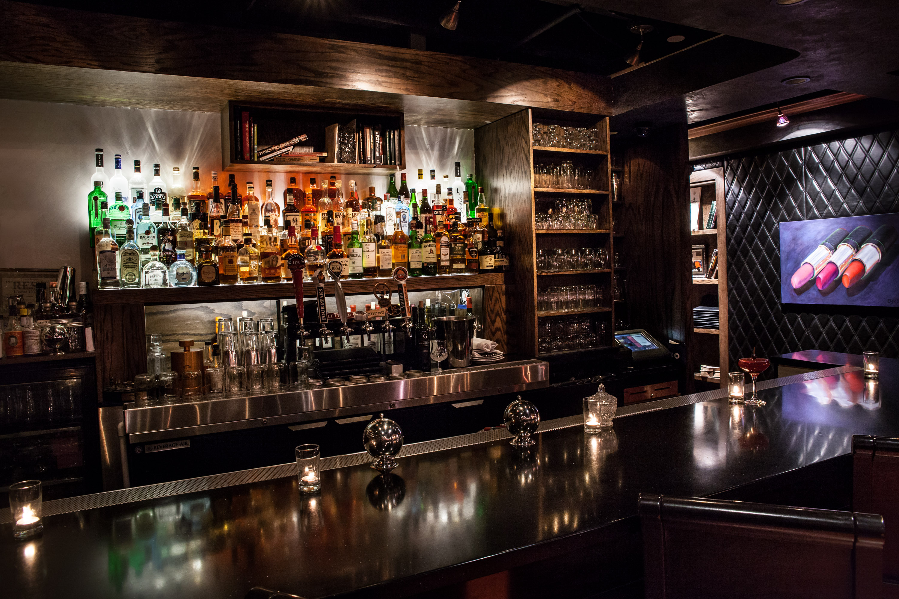 Divine Dining By Design At The Second Story Liquor Bar Scottsdale With  Restaurant Back Bar Design.
