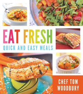 """Celebrity Chef Launches """"Eat Fresh"""" Cookbook"""