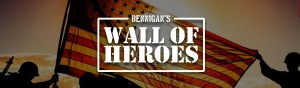 """Bennigan's at Tysons Corner to Host """"Happy Hour with a Hero"""""""