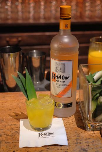 De Nolet Presents Ketel One Vodka