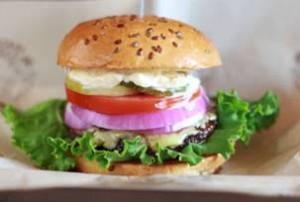 Bareburger Delicious Burger
