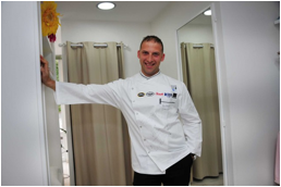 Chef Massimo Larosa