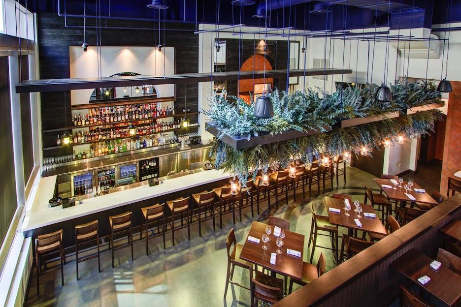 Creating Kapnos Taverna