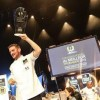 Fabien Degoulet is the winner in International Best Cheesemonger Competition 2015 in Tours