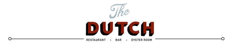 Bourbon, Beer & 'Cue Returns to The Dutch