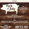 Yardbird - Pork of July