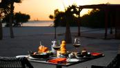 BLT Steak restaurant Ritz-Carlton, Aruba
