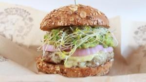 Bareburger Columbus Circle offerings