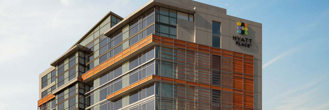 First hyatt place built in the nation s capital turns one for Buying a home in washington dc