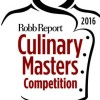 Robb Report Culinary Master for 2016