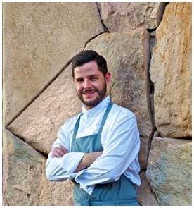 Chef Olivier Deboise Mendez as Chef de Cuisine of J&G Grill Mexico