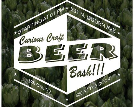 Curious Craft Beer Bash