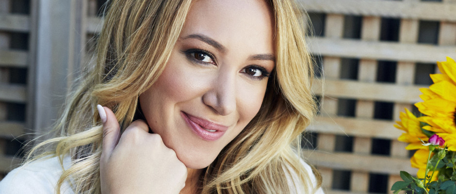Haylie Duff The Real Girl's Kitchen Q&A Food & Beverage Magazine