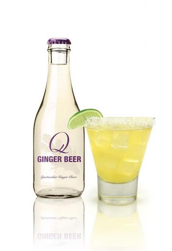 Q Ginger Beer - Ginger Beer Margarita