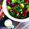 Raw Beet and Kale Salad_Haylie Duff small