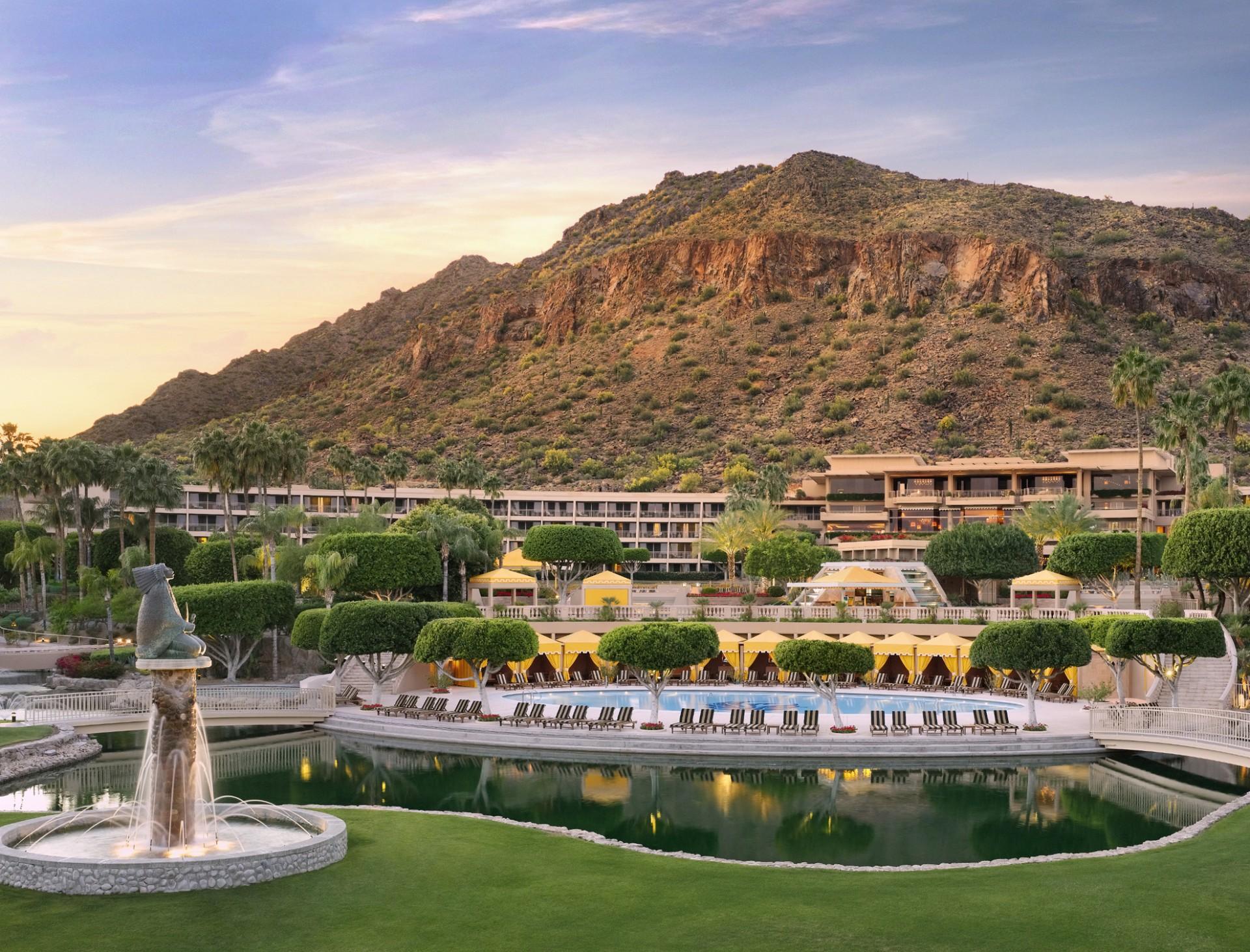 The Phoenician Scottsdale a Phenomenal Family Vacation Destination