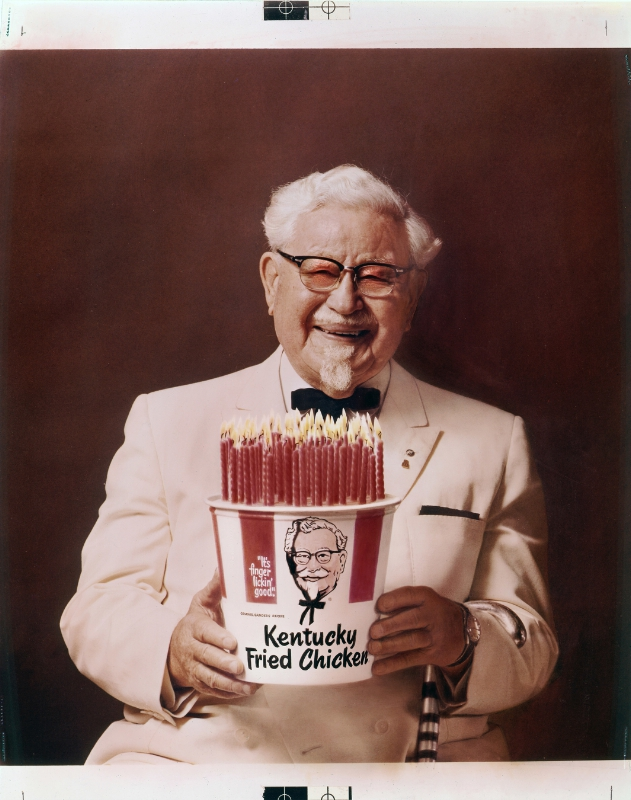 10 Things You May Not Have Known About Colonel Sanders