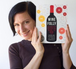 Madeline Puckette's new book Wine Folly- The Essential Guide to Wine