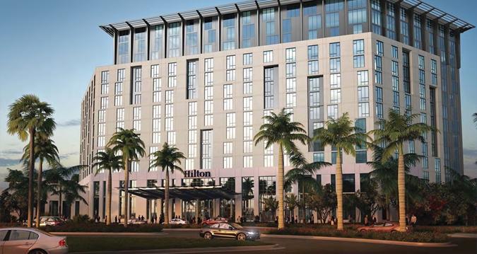 Hilton West Palm Beach Unveils New Chef and Restaurant